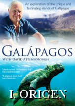 Galapagos con David Attenborough Origen